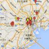 東京旨い日本酒マップ