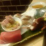 アナログ 調布で旨い定食と日本酒を味わう
